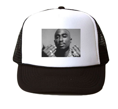 2PAC HOW DO YOU WANT IT - MESH TRUCKER HAT