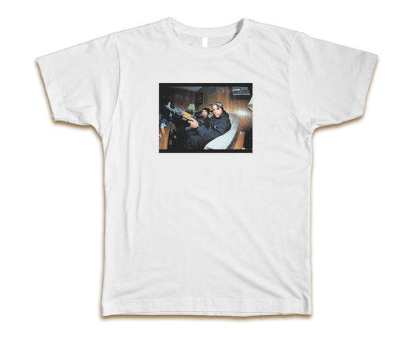 ICE CUBE X B-REAL - MEN'S T-SHIRT