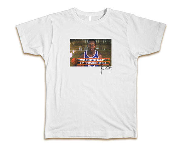JESUS SHUTTLESWORTH MEN'S T-SHIRT