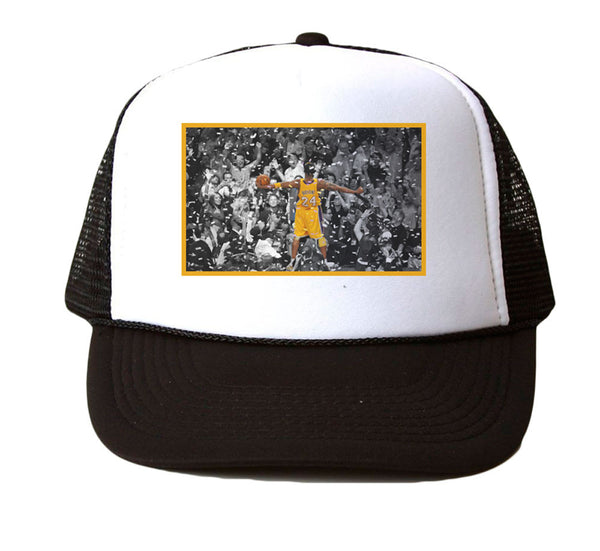 KOBE 5TH RING - MESH TRUCKER HAT