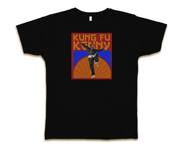 KUNG FU KENNY - MEN'S T-SHIRT