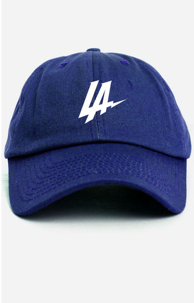 LA CHARGERS UNSTRUCTURED DAD HAT