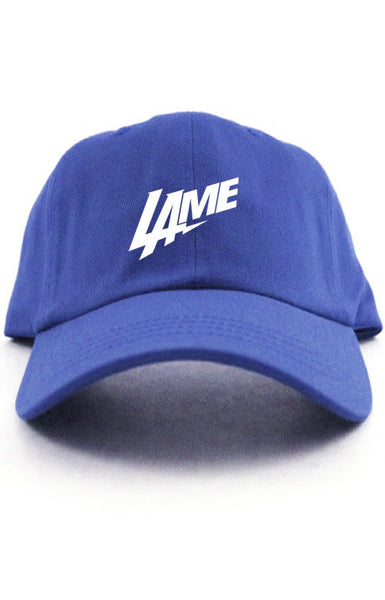 LAME CHARGERS UNSTRUCTURED DAD HAT