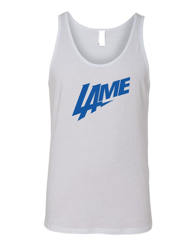 LAME CHARGERS MEN'S TANK