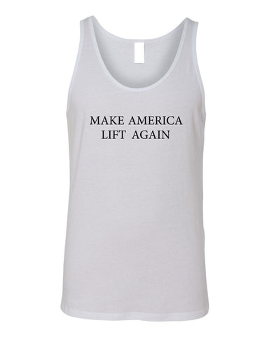 MAKE AMERICA LIFT AGAIN - MEN'S TANK