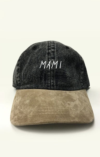 MAMI - UNSTRUCTURED DAD HAT