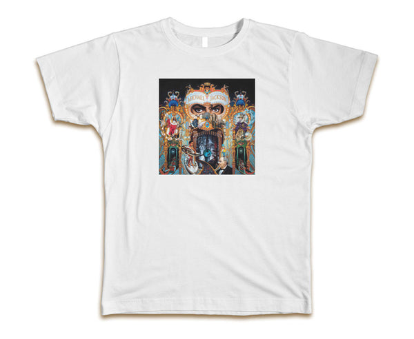 MICHAEL JACKSON DANGEROUS - MEN'S T-SHIRT