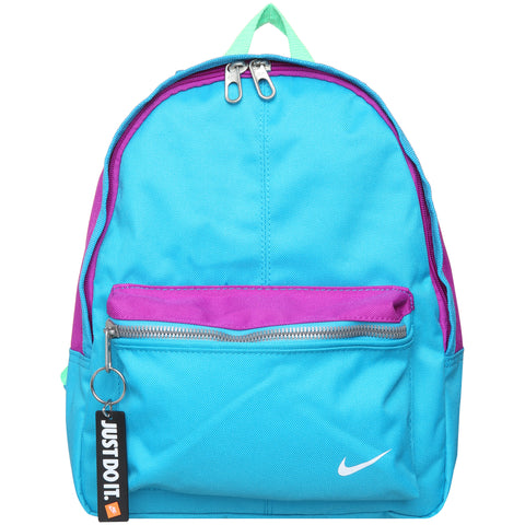 NIKE FUNDAMENTALS MINI BACKPACK BLUE LAGOON