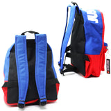 NIKE FUNDAMENTALS MINI BACKPACK RED/BLUE