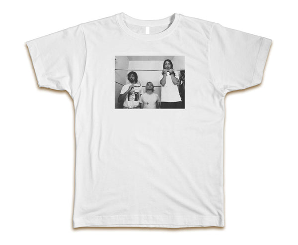 NIRVANA - MEN'S T-SHIRT
