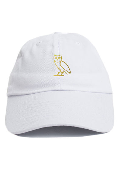 OVO OWL UNSTRUCTURED DAD HAT