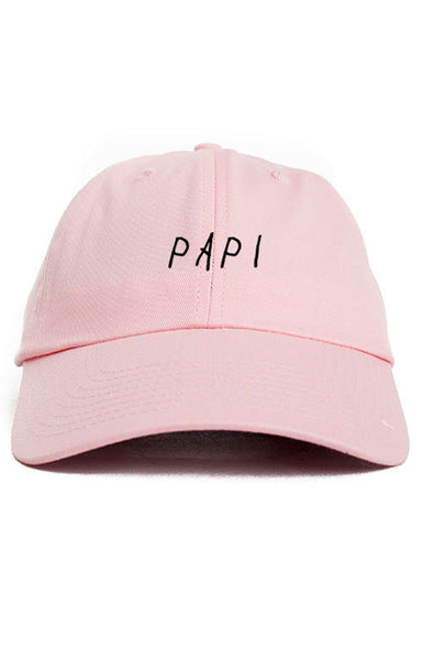 PAPI UNSTRUCTURED DAD HAT