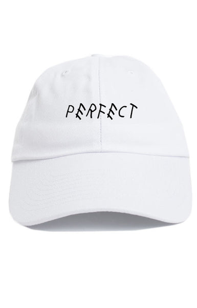 PERFECT UNSTRUCTURED DAD HAT
