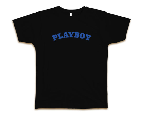 PLAYBOY LETTERS - MEN'S T-SHIRT
