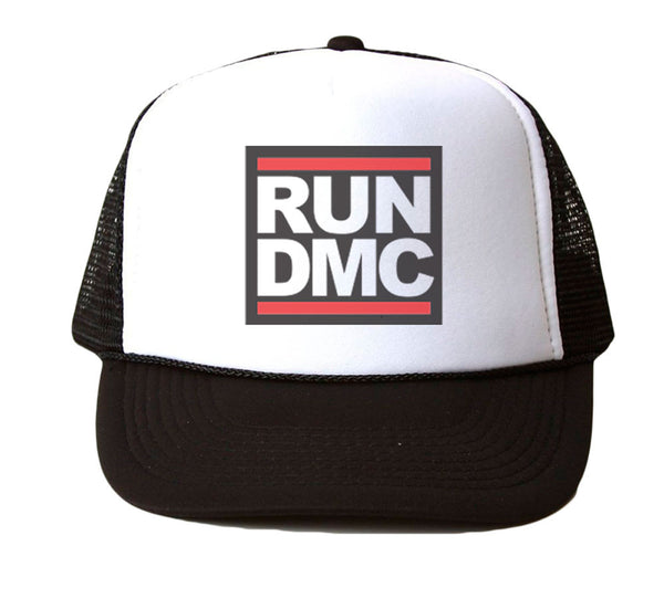 RUN DMC - MESH TRUCKER HAT