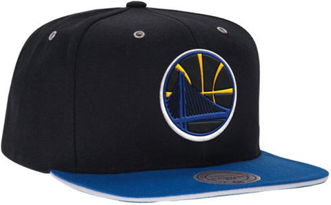 GOLDEN STATE WARRIORS MITCHELL & NESS LANEY 14 SNAPBACK HAT