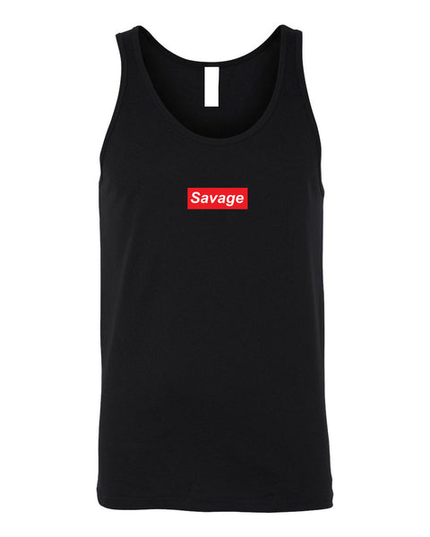 SAVAGE SUPREME MEN'S TANK