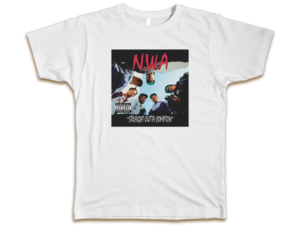 NWA STRAIGHT OUTTA COMPTON MEN'S T-SHIRT