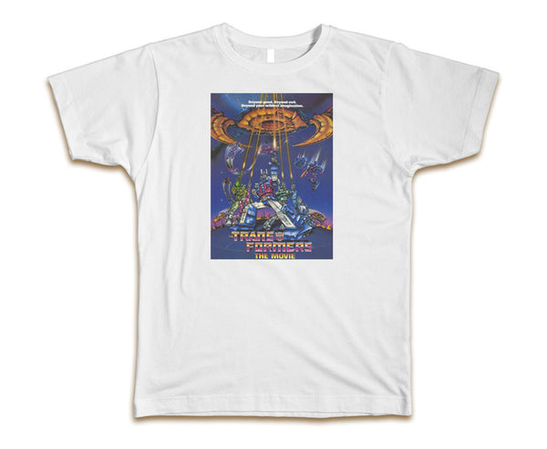 TRANSFORMERS THE MOVIE - MEN'S T-SHIRT