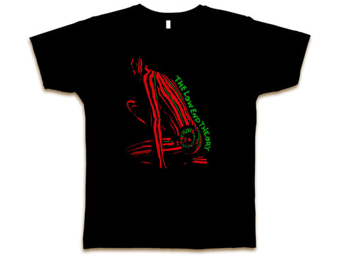 A TRIBE CALLED QUEST THE LOW END THEORY - MEN'S T-SHIRT