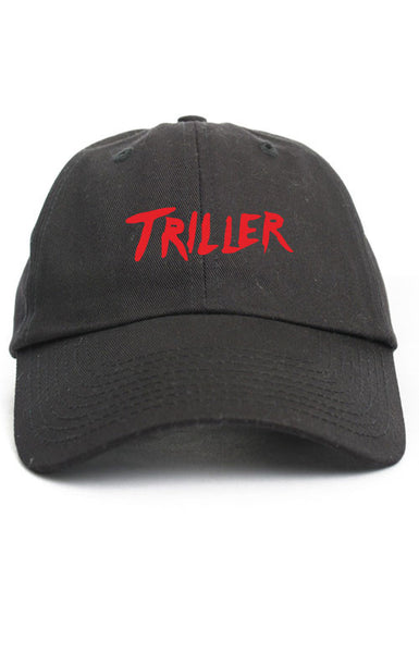 TRILLER UNSTRUCTURED DAD HAT