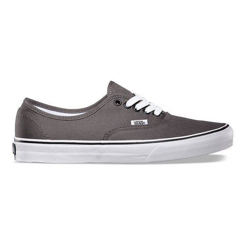 VANS CANVAS AUTHENTIC IN PEWTER/BLACK