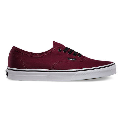 VANS CANVAS AUTHENTIC IN PORT ROYALE/BLACK