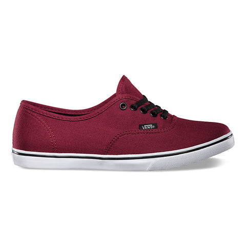 VANS AUTHENTIC LO PRO IN TRAWNY PORT/TRUE WHITE