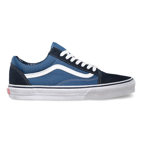 VANS OLD SKOOL IN NAVY/WHITE