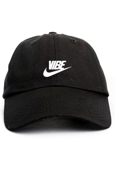 VIBE UNSTRUCTURED DAD HAT