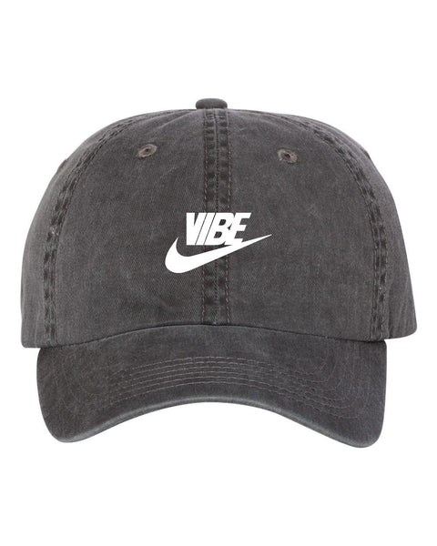 VIBE PIGMENT UNSTRUCTURED DAD HAT