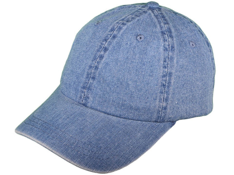 DENIM WASH UNSTRUCTURED DAD HAT