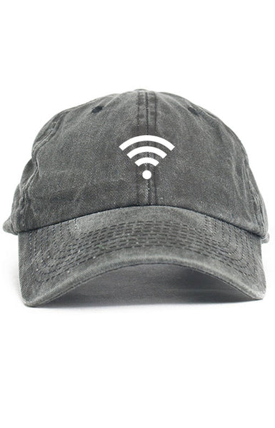 WIFI UNSTRUCTURED DAD HAT