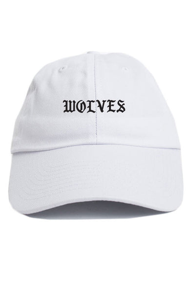 WOLVES UNSTRUCTURED DAD HAT