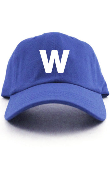 WRIGLEY FIELD UNSTRUCTURED DAD HAT