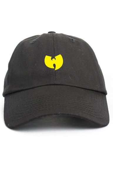 WU TANG UNSTRUCTURED DAD HAT