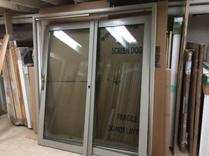 "415F - Gliding Patio Door - 70 3/4 ""  x 79 1/2 "" ""In-Store PICK-UP Only"""