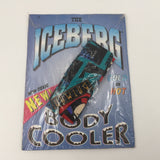7790 - SP - Ice Berg Body Cooler - Use Hot or Cold - Reusable - Last Up To 24 Hours -  Use for Head or Body Aches