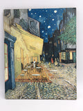 8105 - A - Van Gogh - Cafeterra/ Outdoor Cafe - 1888