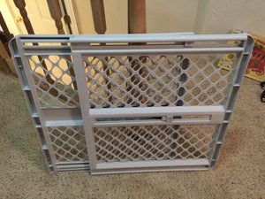8135 - H - Security Adjustable Gate - Keeps Your Little Ones Safe