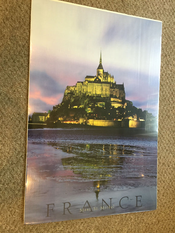 8803 - A - Litho - Mont St. Michel - France - SV312 - 2001