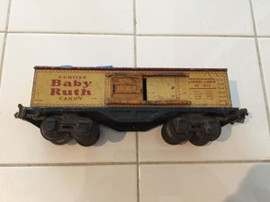8156 - T - Baby Ruth Train Box Car