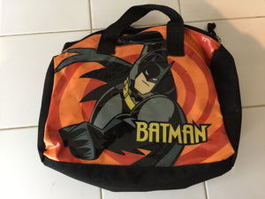 8203 - H - Batman Cloth Lunch Box