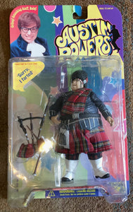 8213 - C - Austin Powers - Fat Bastard Figurine - New In Box
