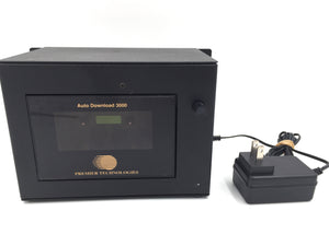 8405 - E - Cassette Player - Premier Technologies - Auto Download 3000  with Output Connections -