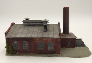 8450 - T - Country General Electric with Coal, Stack, & Roof Utilities