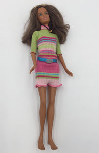8504 - T - 1990 Barbie Doll with MOD Outfit - Very Stylish