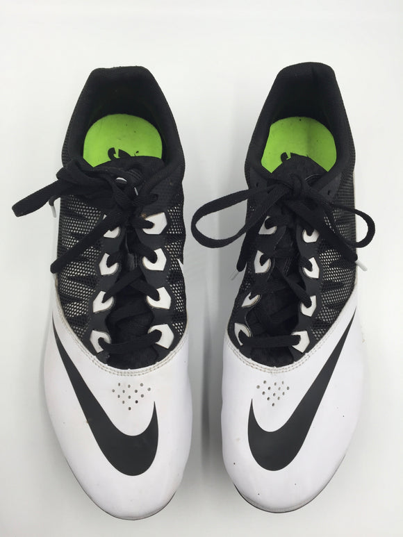 8724 - SP - Nike Rival's Racing Sprint - with Cleats - Excellent Clean Condition Size __