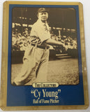 "8735 - C - Trading Cards - Denton True ""Cy"" Young - The Collector's Series - Limited Edition 1/25000 - 1991 -"