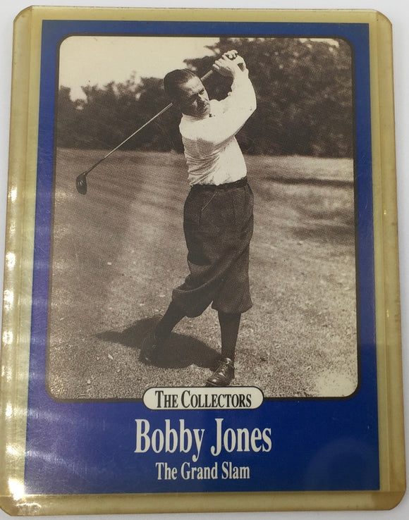 8740 - C - Trading Cards - Bobby Jones - The Grand Slam - The Collector's Series - Limited Edition 1/25000 - 1990 -